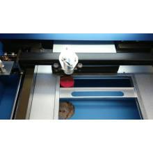 Mini lazer Engraver, Small Mini CO2 50W laser Rubber Stamp Engraving Machine 3020