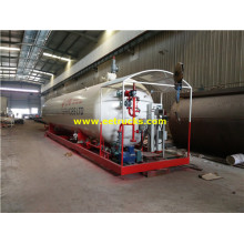 60cbm 30ton Skid-mounted LPG Stations