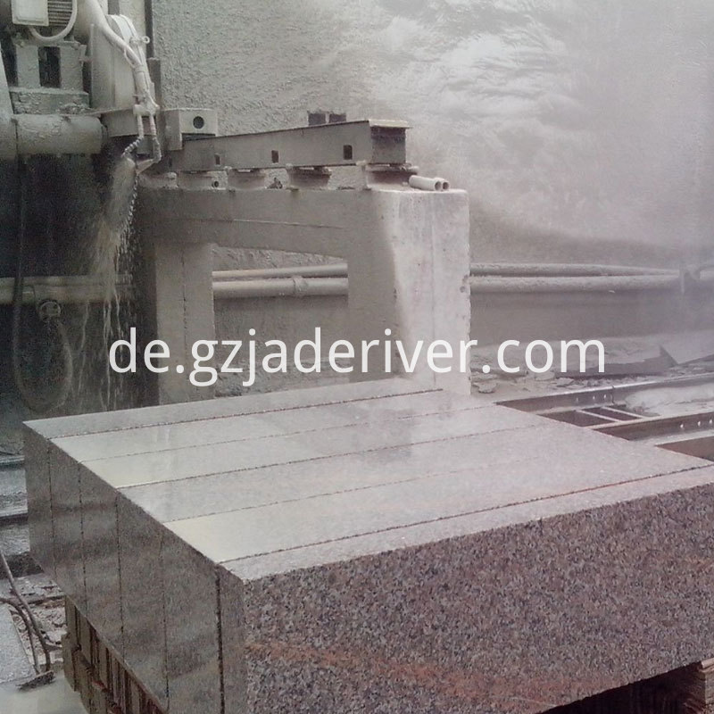 Exquisite Stone Processing Technology