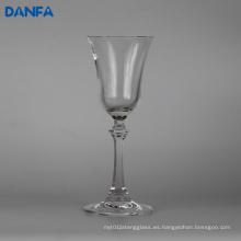 Cristal-como el vidrio de vino rojo (WG016)
