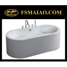 Nueva bañera independiente de acrílico del diseño (BA-8205)