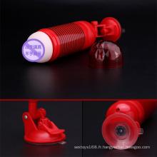 Tasse d'avion de jouet de sexe adulte d'utilisation masculine Injo-Fj042