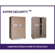Coffre-fort commercial de serrure électronique ignifuge en acier (SDD67)