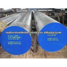 Barra redonda de acero de la aleación de alta calidad GCr15