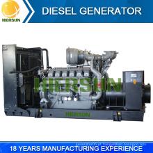 Preço barato auto start good diesel generator for construction site