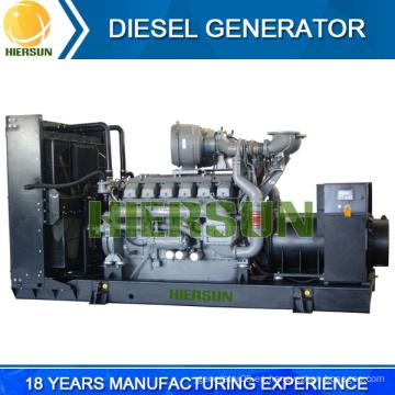 Generador diesel barato del comienzo barato del buen precio para el sitio de construcción