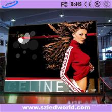 Крытый полный Цвет фиксированная высокая Яркость SMD из светодиодов знак Дисплей доска для рекламы (Р3, Р4, Р5, Р6)