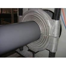 Plastikgroßes großes Durchmesser-Rohr, das Maschine herstellt