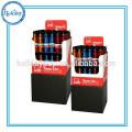Caixa de papel resistente do armazenamento de garrafas bebendo