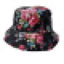 Chapeau à fleurs avec tissu floral (BT060)