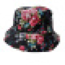 Bucket Hat with Floral Fabric (BT060)