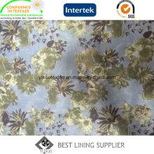 Tecido de Casaco de Senhora Tecido Impresso Fabricante China