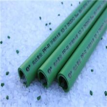Grünes heißes Wasser Ppr Rohre und Installation
