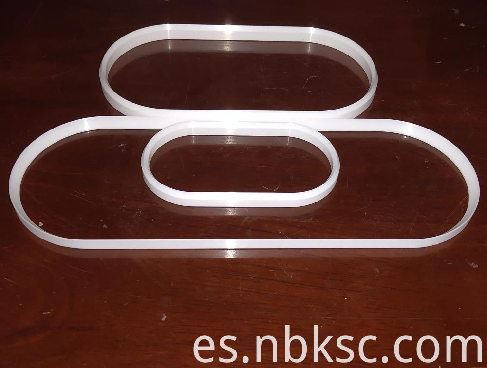 Oval Ring For Pad Printing