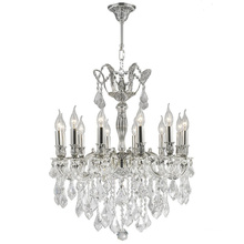 China discount graceful crystal chandelier for decoration