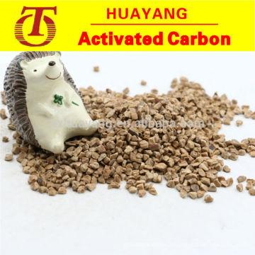 Ground Walnut Shell abrasive for polishing and sandblasting