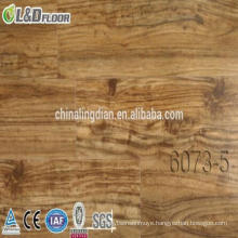 new design embossed vinyl floor PVC for indoorl