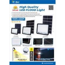 solar energy flood light