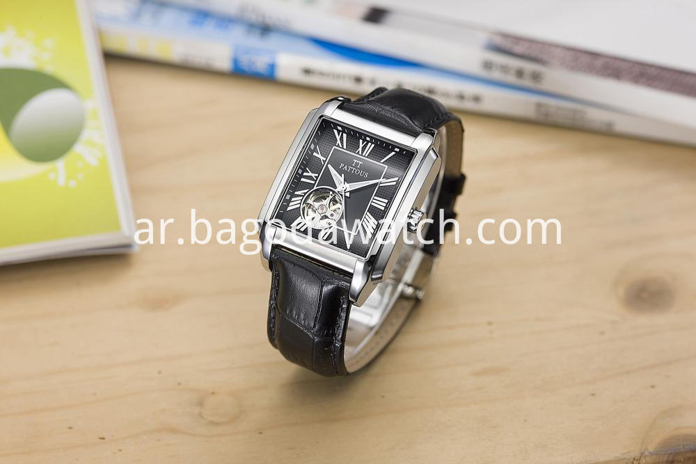 Automatic Wrist Watch Brands