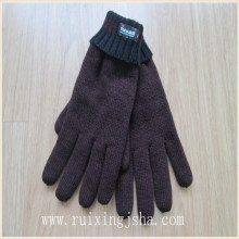 Fashional Мужские AB пряжи перчатки