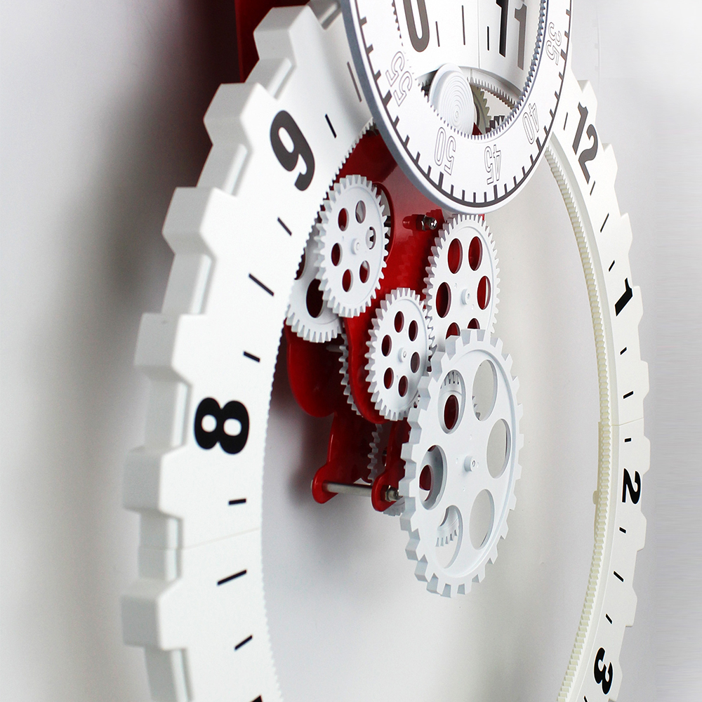 radio controlled analog wall clocks