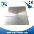 Heat Platen for heat Press Machine / heat press machine parts