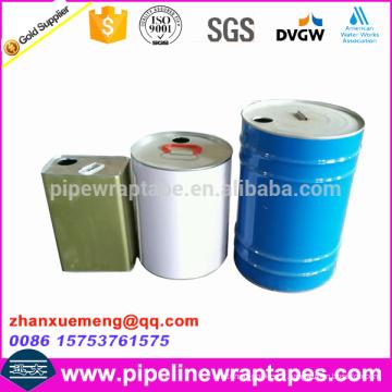 Apprêt caoutchouc butyle pour bande de pipeline