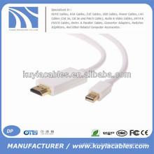 6FT / 1.8M Mini DP для HDMI-кабеля для Macbook