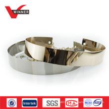 Fivela de cinto de metal personalizada