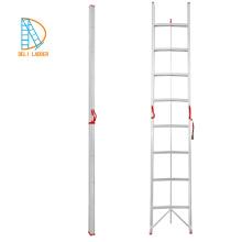 Escaleras plegables de aluminio EN131, escaleras plegables, escaleras plegables,