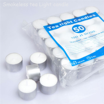 50pcs Tealight Candle / kokulu Tealight mum