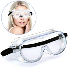 Safety Goggle a perforated goggle to provide ventilation