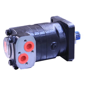 harvestor slewing hydraulic motor