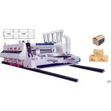 Автоматический флексографский принтер и шлиц