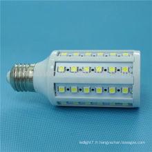 Vente chaude high lumen 1-60w 220V 230V 12V dc b22 e26 e27 12 volts led light