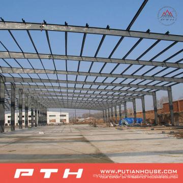 Entrepôt de structure métallique sur mesure avec installation facile