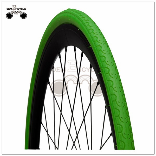 700C Bicycle Colored Tire2