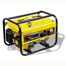 Generador de gasolina 3kw 50Hz Generadores de energía eléctrica Precio