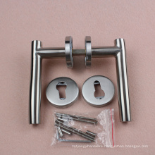 RTH-06 Tubular Wooden Door Handles/Pull Lever Handle
