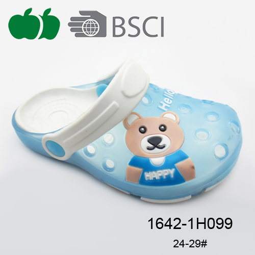 kids flat cheap garden clogs