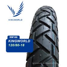 120/80-18 Schlauch-Reifen für Motorrad