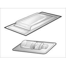 Produits d'emballage en plastique transparent (HL-149)