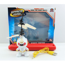 Newest intelligent toys for kids Flying Spaceman intelligent toy