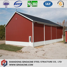 Steel Prefabricated Movable Agricultural Warehouse