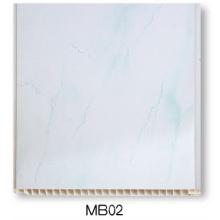 Moderne künstlerische Entwürfe PVC-Harz-Badezimmer-Fliese-Verkleidung (25cm - MB02)