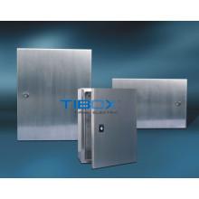 Single Door Aluminum Electronic Enclosures