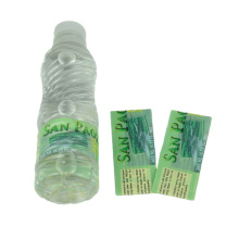 Plastic PVC Shrink Sleeve Label For Mineral Water Bottles
