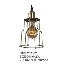 Nuevas luces colgantes creativas del cuarto de cena del metal (C2016C)
