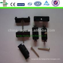 WPC Kunststoff-clips