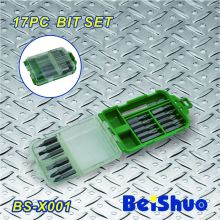 Ручной инструмент для сверления HSS с пластиковым пакетом